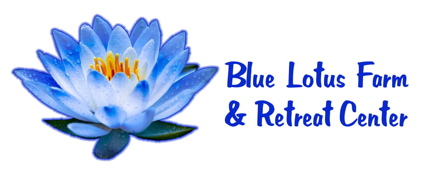 Blue Lotus Farm & Retreat Center Logo