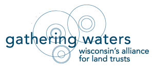 Gathering Waters - Wisconsin's Alliance for Land Trusts Logo