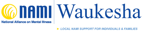 National Alliance on Mental Illness - Waukesha Wisconsin Logo